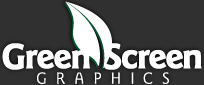 Green Screen Graphics Logo
