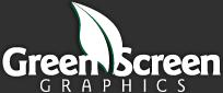 Green Screen Graphics Logo