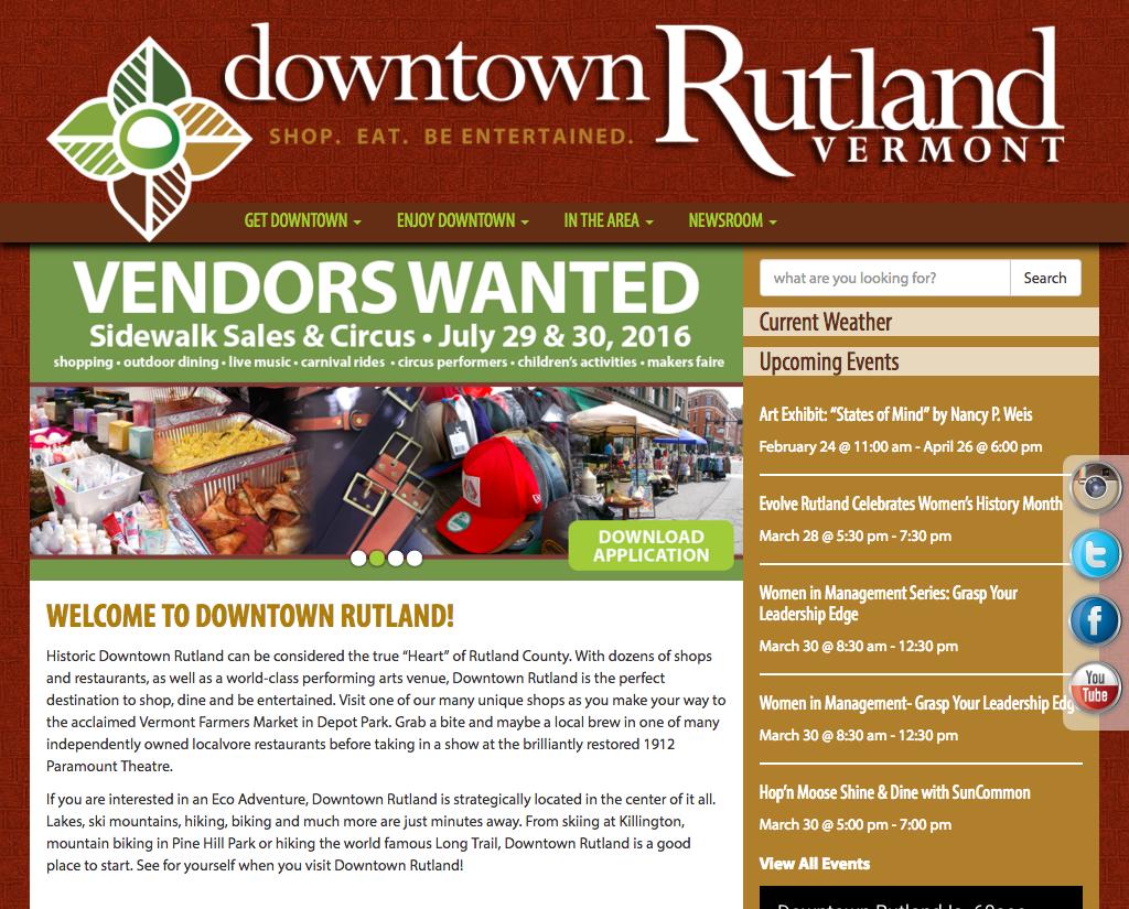"<a href=""rutlanddowntown.com"" target=""_blank"">Downtown Rutland Partnership</a>"