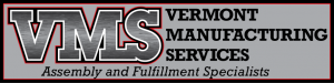Banner design and production for VMS by Green Screen Graphics of Rutland
