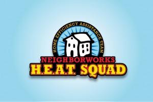 NeighborWorks of Western Vermont Logo Design by Green Screen Graphics