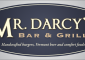 Mr Darcys Sign and logo design