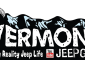 Vermont Jeepgirl logo design by Green Screen Graphics of Rutland Vermont