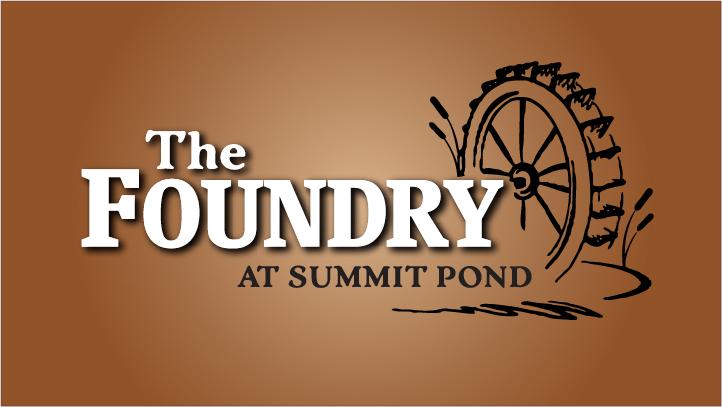 Logo Design for The Foundry in Killington, VT
