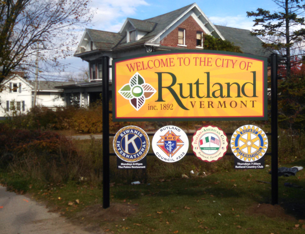 Welcome to Rutland Sign PS