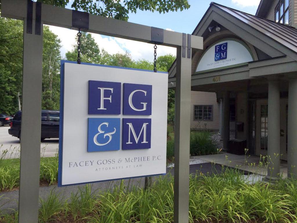 FG&M Sign Finished